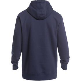 Quiksilver Big Logo Tech Hoodie Men navy blazer